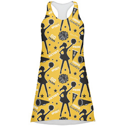 Cheer Racerback Dress (Personalized)