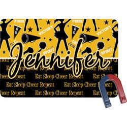 Cheer Rectangular Fridge Magnet (Personalized)