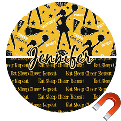 Cheer Car Magnet (Personalized)
