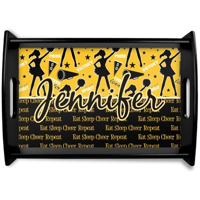 Cheer Wooden Trays (Personalized)