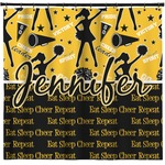Cheer Shower Curtain (Personalized)