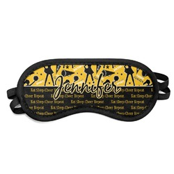Cheer Sleeping Eye Mask (Personalized)