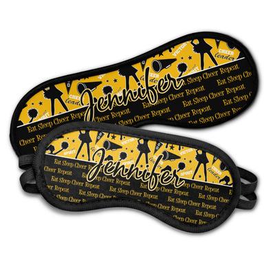Cheer Sleeping Eye Masks (Personalized)