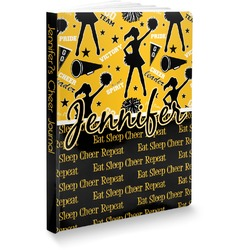 Cheer Softbound Notebook (Personalized)