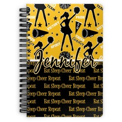 Cheer Spiral Bound Notebook (Personalized)