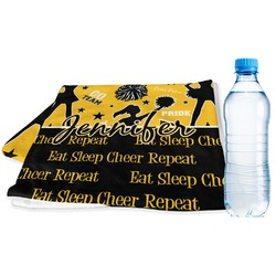 Cheer Sports & Fitness Towel (Personalized)