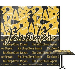 Cheer Square Table Top (Personalized)