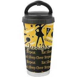Cheer Stainless Steel Travel Mug (Personalized)