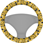 Cheer Steering Wheel Cover (Personalized)