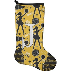 Cheer Christmas Stocking - Neoprene (Personalized)