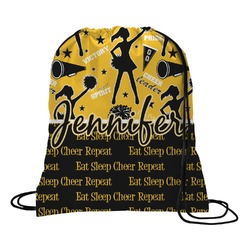 Cheer Drawstring Backpack (Personalized)