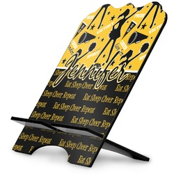 Cheer Stylized Tablet Stand (Personalized)