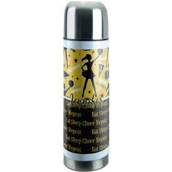 Cheer Stainless Steel Thermos (Personalized)