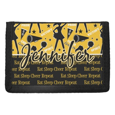 Cheer Trifold Wallet (Personalized)