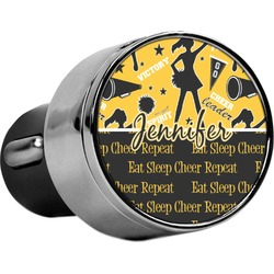 Cheer USB Car Charger (Personalized)