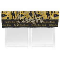Cheer Valance (Personalized)
