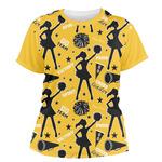 Cheer Women's Crew T-Shirt (Personalized)
