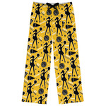 Cheer Womens Pajama Pants (Personalized)