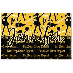 Cheer Woven Mat (Personalized)