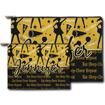 Cheer Zipper Pouch (Personalized)