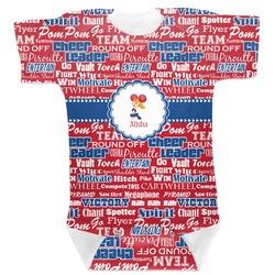Cheerleader Baby Bodysuit (Personalized)
