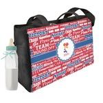 Cheerleader Diaper Bag (Personalized)