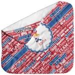 Cheerleader Baby Hooded Towel (Personalized)