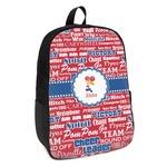Cheerleader Kids Backpack (Personalized)