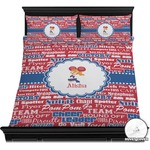Cheerleader Duvet Covers (Personalized)