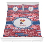 Cheerleader Comforters (Personalized)