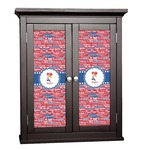 Cheerleader Cabinet Decal - Custom Size (Personalized)