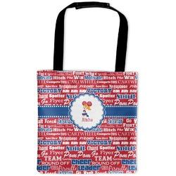 Cheerleader Auto Back Seat Organizer Bag (Personalized)