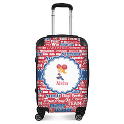 Cheerleader Suitcase (Personalized)