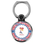 Cheerleader Cell Phone Ring Stand & Holder (Personalized)