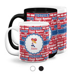 Cheerleader Coffee Mugs (Personalized)