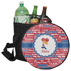 Cheerleader Collapsible Cooler & Seat (Personalized)