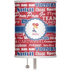 "Cheerleader 7"" Drum Lamp Shade (Personalized)"