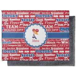 Cheerleader Microfiber Screen Cleaner (Personalized)