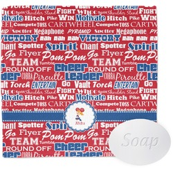 Cheerleader Wash Cloth (Personalized)