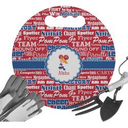 Cheerleader Gardening Knee Cushion (Personalized)