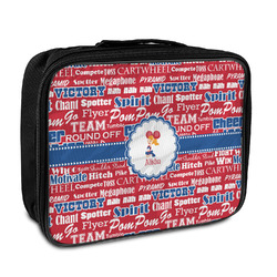 Cheerleader Insulated Lunch Bag (Personalized)