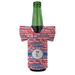 Cheerleader Bottle Cooler (Personalized)