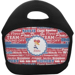 Cheerleader Toddler Lunch Tote (Personalized)