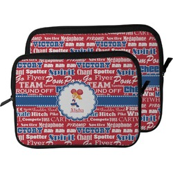 Cheerleader Laptop Sleeve / Case (Personalized)