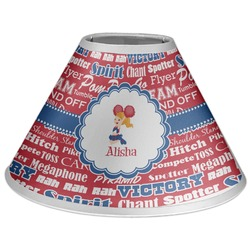 Cheerleader Coolie Lamp Shade (Personalized)