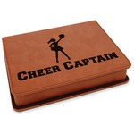 Cheerleader Leatherette 4-Piece Wine Tool Set (Personalized)