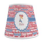 Cheerleader Empire Lamp Shade (Personalized)