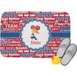 Cheerleader Memory Foam Bath Mat (Personalized)