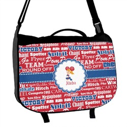 Cheerleader Messenger Bag (Personalized)