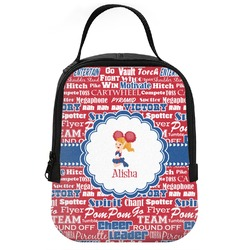 Cheerleader Neoprene Lunch Tote (Personalized)